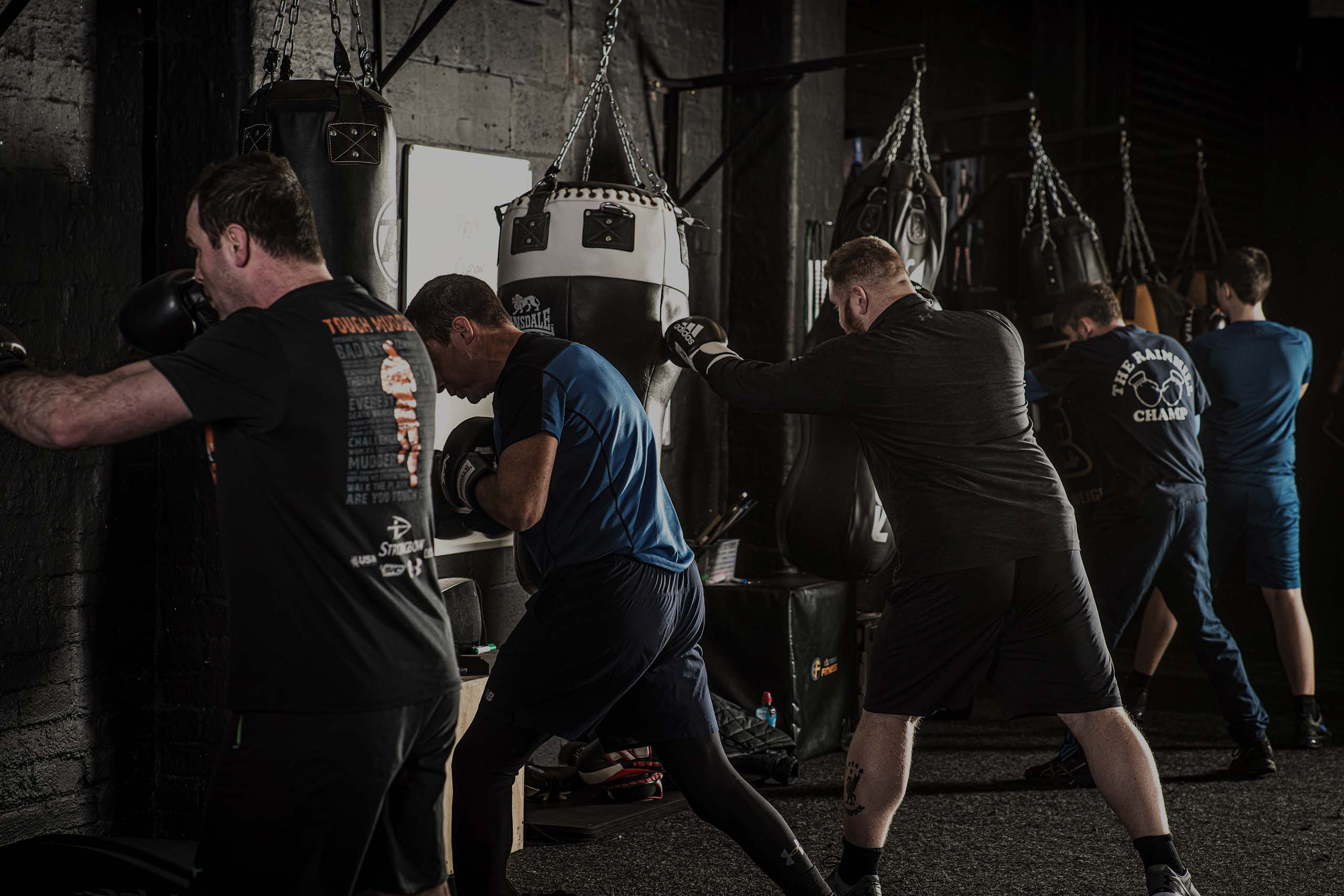 FORGE FITNESS & BOXING